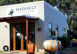 Hainault Vineyard and Cellar Door