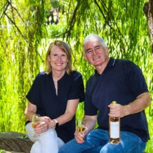 Brookside Vineyard welcomes new owners