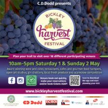 Bickley Harvest Festival 2021